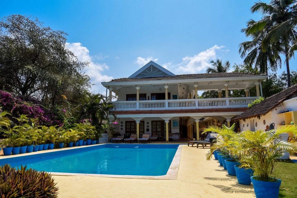 A beach villa in Goa of your dreams!